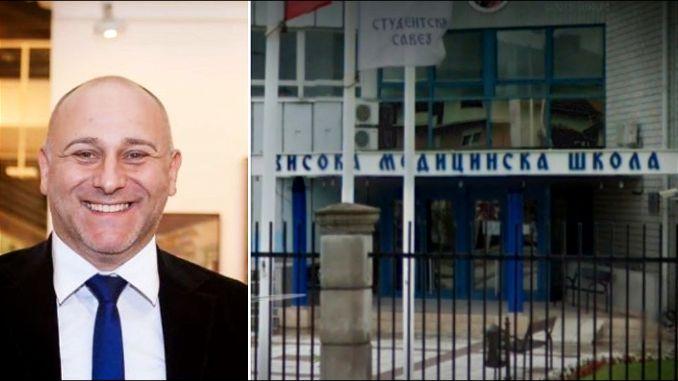 Aleksopulos: U Visokoj medicinskoj školi u Ćupriji, 41 lekar je angažovan na izvođenju nastave! Koja je stvarna namera i cilj onih koji obmanjuju ministra Šarčevića i plasiraju lažne vesti?