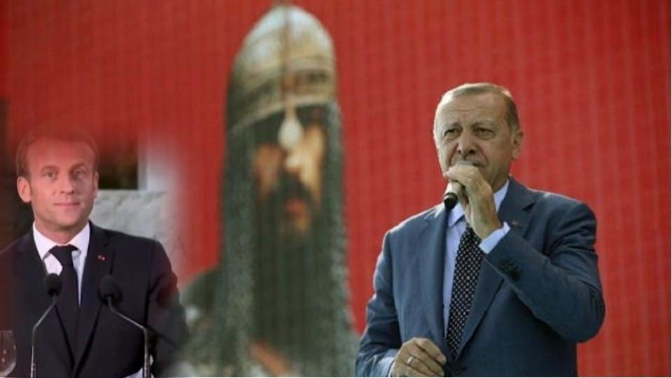 Turska optužila Makrona da sponzoriše terorizam