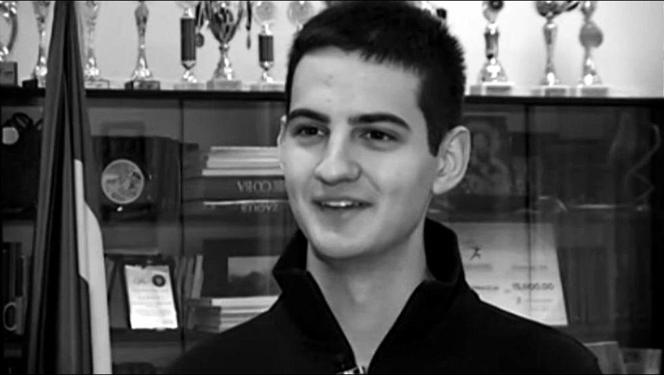 Preminuo Mihajlo Sporić, jedan od najboljih studenata iz Srbije