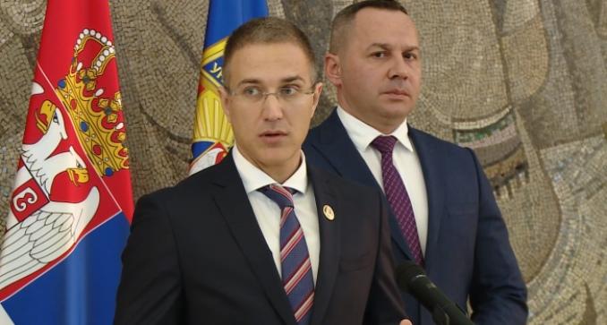 """Stefanović: Vlasnik """"Jovanjice"""" nije zvao Andreja Vučića prilikom hapšenja"""