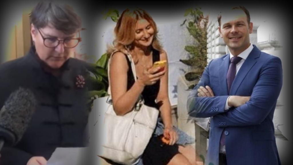 Odbor: Siniša plagirao doktorsku disertaciju; Jerkov zaskočila Malog na hodniku (VIDEO)