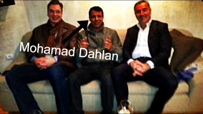 Turska nudi 600.000 evra za informacije o Mohamadu Dahlanu, Vučićevom prijatelju