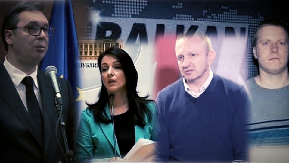 Vučić: Đilas i Tepić otežaju svojoj zemlji odnos sa Rusijom. Portal Balkan info usmeren protiv interesa republike Srbije
