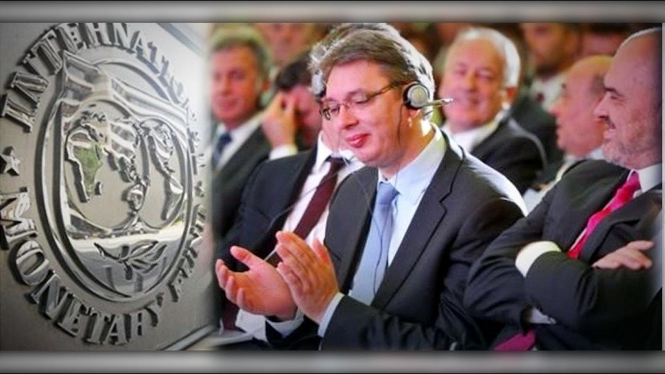 Vučić: Direktorka Svetske banke je šefica meni i Rami. Kako ona naredi, tako mi slušamo