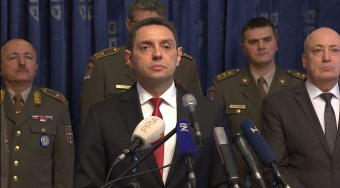 Vulin: Srbi opet suočeni s pretnjom fizičkog nestanka