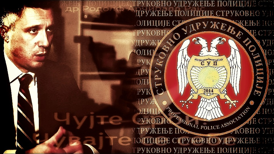 Obradović: Odgovor režimskom policijskom udruženju koje sramoti ime velikog prijatelja srpskog naroda