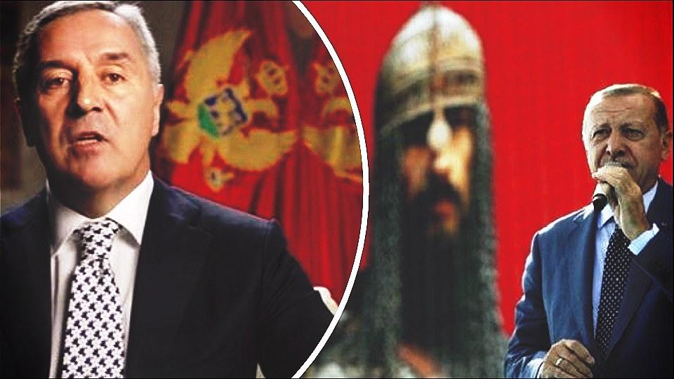 Turska donira Crnoj Gori vojnu opremu vrednu 15 miliona evra