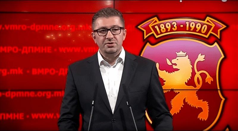 VMRO DPMNE sprema Mickoskog za premijera posle izbora na kojima očekuje pobedu