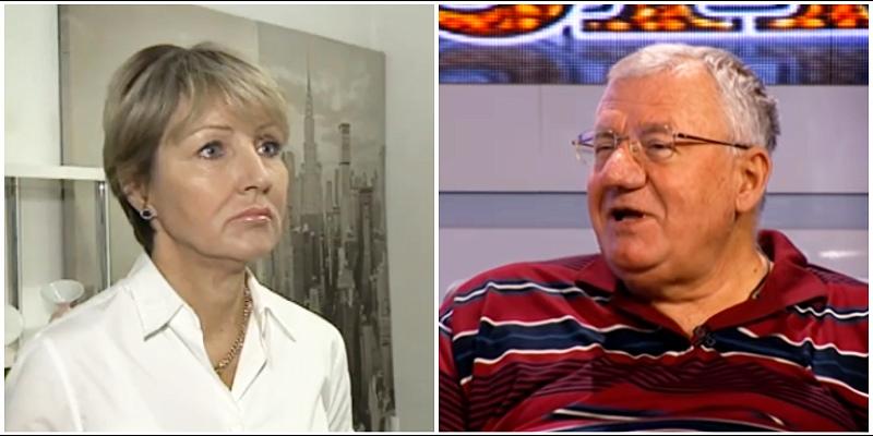 """Šešelj u sudu ponovo vređao Jelenu Milić: """"Picajzla"""", """"karakondžula"""", """"sluga NATO pakta"""""""