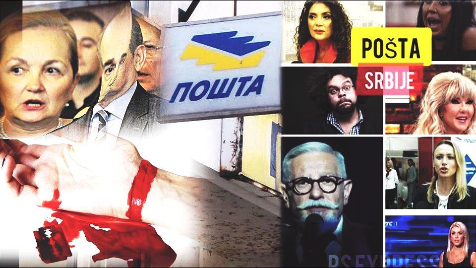 Teror nad radnicima Pošte: U Kraljevu poštar Marko Božić isekao vene, šefovi menjaju brave, dovode štrajk-brehere…