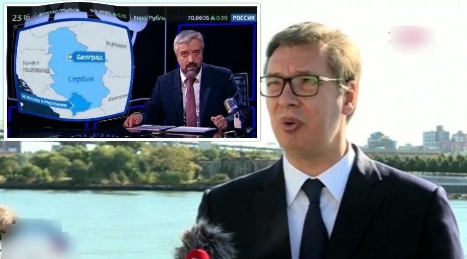 """Ruski eksperti: Vučić aferama izbegava temu """"Krušika"""" i izvoza oružja u Ukrajinu"""