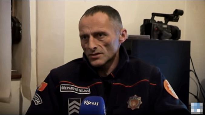 Policajac iz Nikšića dao otkaz posle 30 godina staža: Neću na svoje komšije i prijatelje
