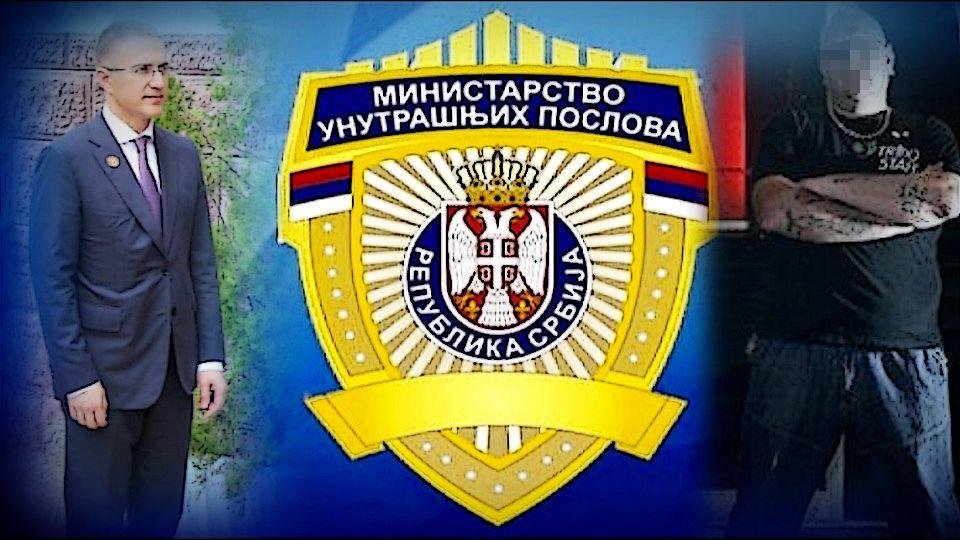 NIJE VIC: Nebojša Stefanović namerava da huligani i kriminalci obezbeđuju policiju!