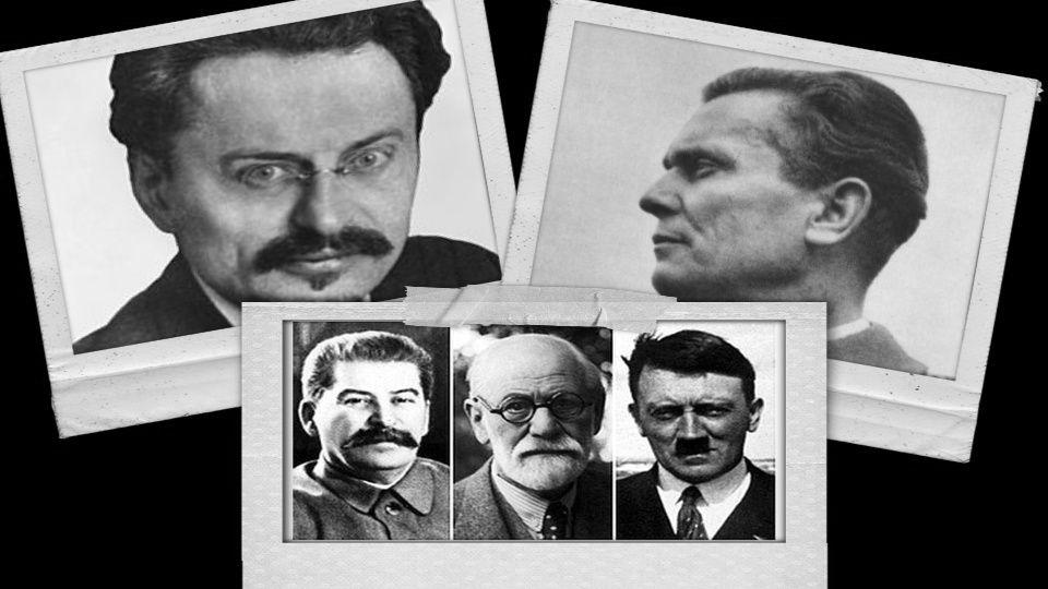 Kad su Tito, Hitler, Staljin, Trocki i Frojd bili komšije