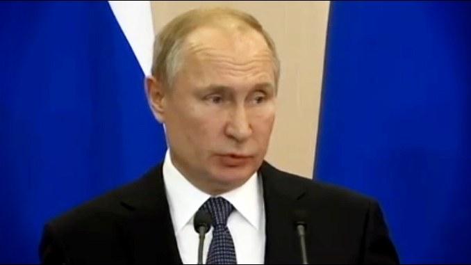 Putin: Ako Kijev preuzme kontrolu nad granicom, moguć masakr kao u Srebrenici