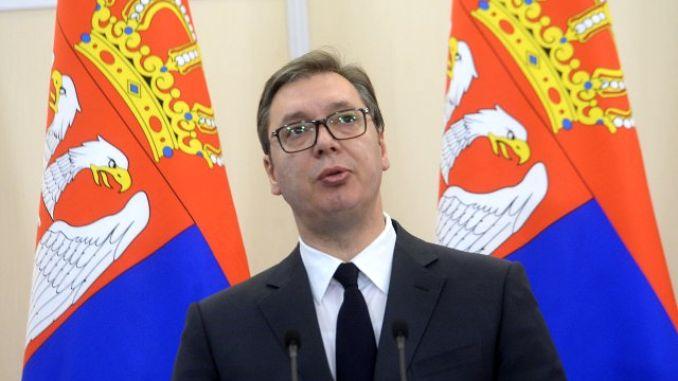 Vučić: Spremni smo da razgovaramo o kompromisu za Kosovo