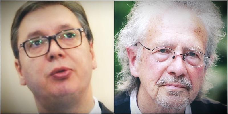 Vučić: Sada, uz Ivu Andrića, slavimo još jednog našeg Nobelovca