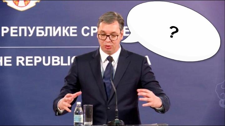 Vučić: Zar nije narod sit diktature, zločinca, ubice i velikog izdajnika i ludaka?
