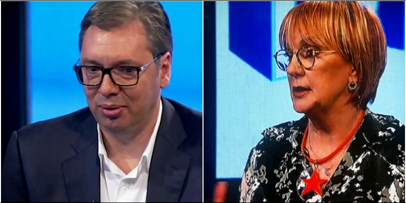 Vučić: Laž je da sam se napio kad je ubijen Đinđić: Rudan: Iza protesta u Srbiji stoje Amerikanci
