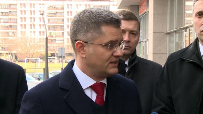 Jeremić: Događaji u Crnoj Gori primer kako se pruža otpor