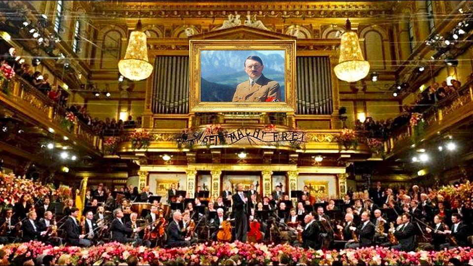 Bečki novogodišnji koncert – poklon nacističkim zločincima i maska za genocid
