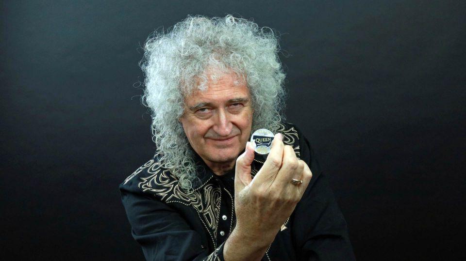 """Britanija izdala kovanicu u čast grupe """"Queen"""""""