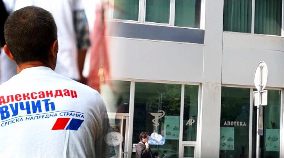 Što ne može niko da uništi može SNS: Naprednjaci iz Prokuplja daju apoteke pod koncesiju!?