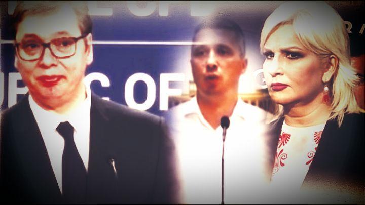 """Vučić: Ministri napadaju Boška Obradovića jer je laka meta i ne zameraju se stranim ambasadama; Tekstove o mojim lošim odnosima sa premijerkom """"diktira PR jednog ministra"""""""