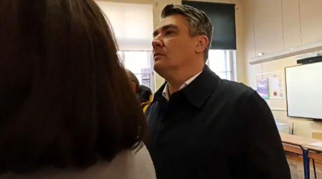 Prvi rezultati: Zoran Milanović je novi predsednik Hrvatske