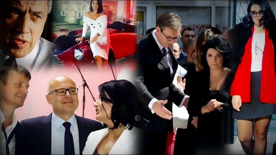 """""""Milena Ivanović, dobro došla u SNS"""""""