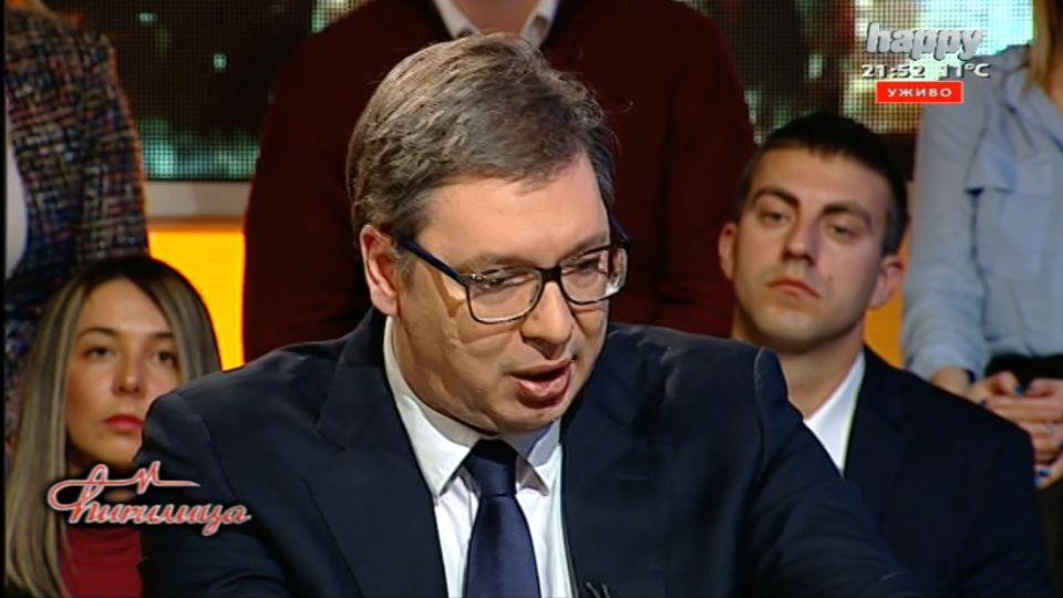 Šojgu je rekao: Vodite računa da ne ostanete bez Vučića, takvog nećete imati