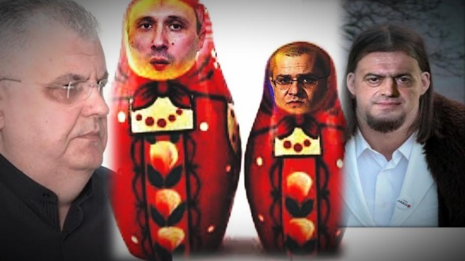 Čanak: Trifunović je novi Beli Preletačević a Obradović i Jeremić su Putinove babuške