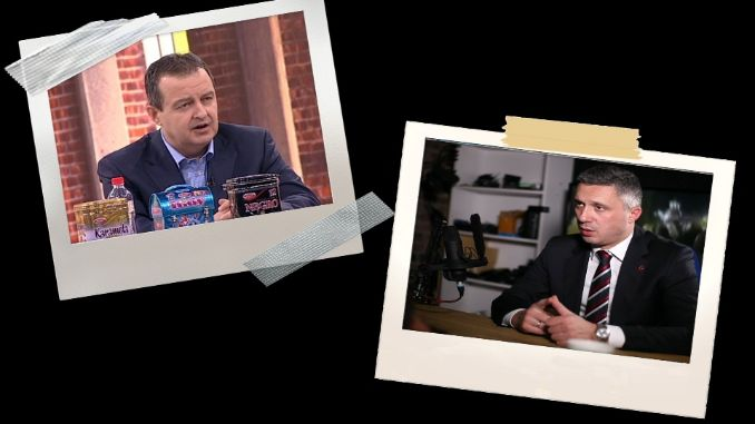 Obradović: Dačić tvrdi da Vučić nije normalan; Dačić: Boško misli da je Đilas lopov, a Jeremić ispušena muštikla