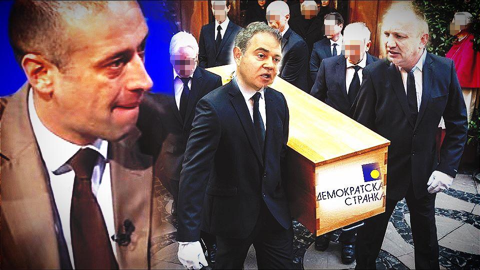 Milojičić: Lutovac i Đilas imaju isti cilj – da Demokratska stranka nestane
