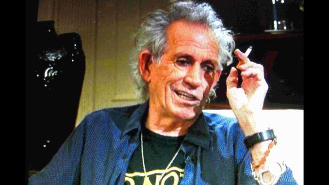 """Kit Ričards u 77. godini ostavio cigarete: """"Teže je nego odvići se od heroina"""""""