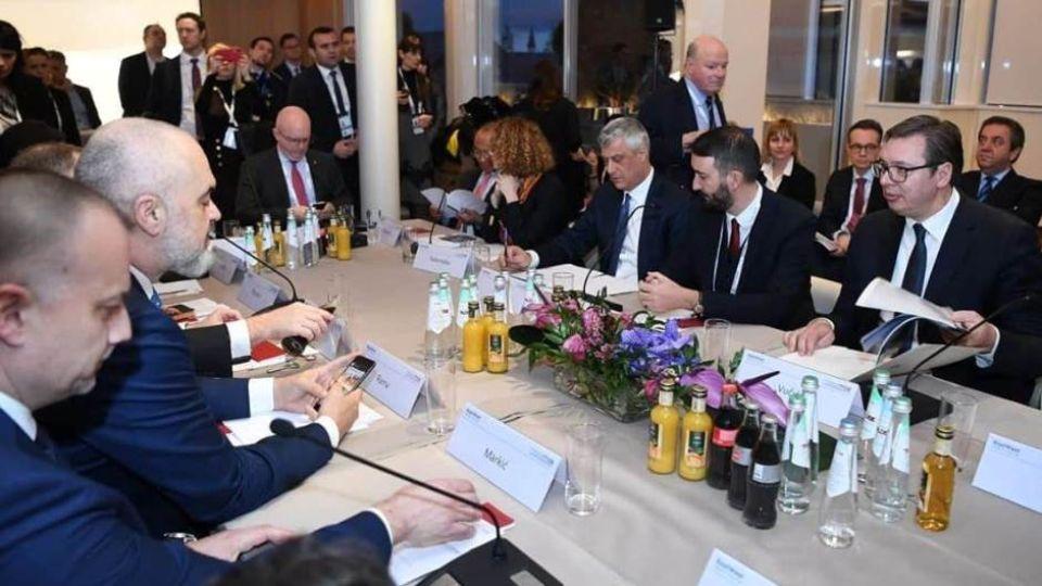 Vučić i Kurti na okruglom stolu o Zapadnom Balkanu u Minhenu