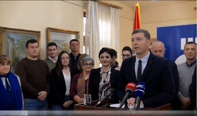 Zelenović odlučio da izađe na izbore u Šapcu (VIDEO)