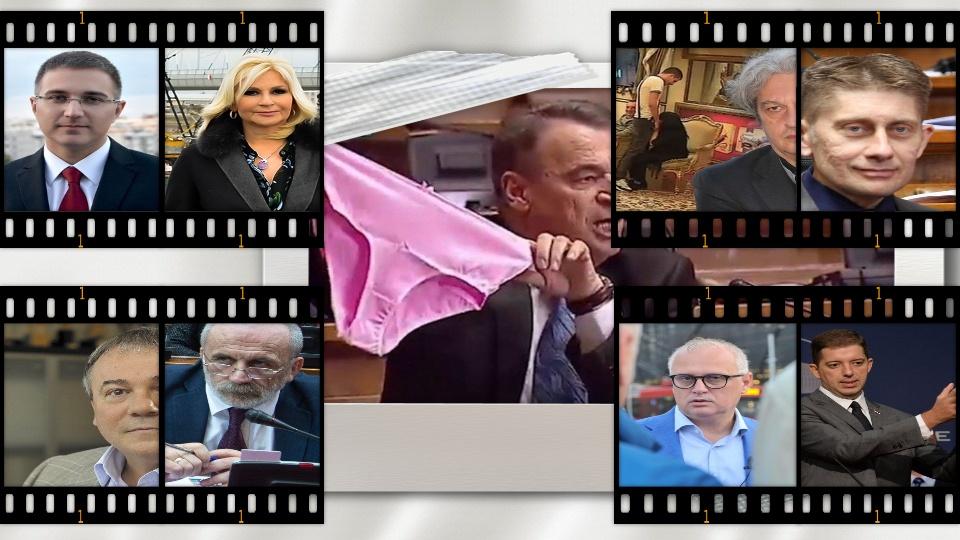 Pakao je ostao prazan, sve su satane kod nas: Đurić – ministar bezveznog hodanja, Brnabić koja voli sve što ne razume, ishlapeli Marić…