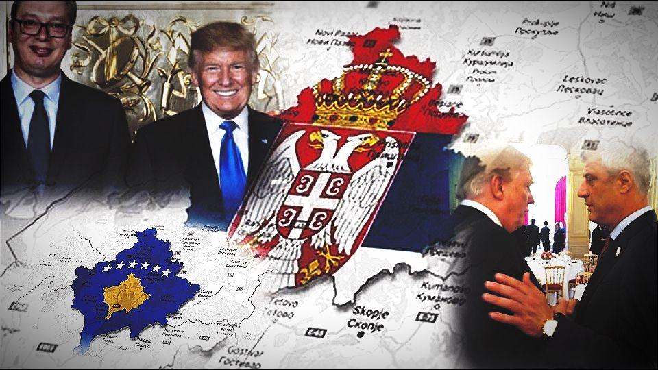 """Trampovi """"dilovi"""" na Balkanu i Balkan kao poligon za vežbu Bele kuće"""