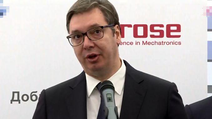 Vučić poručio javnosti: Bez panike