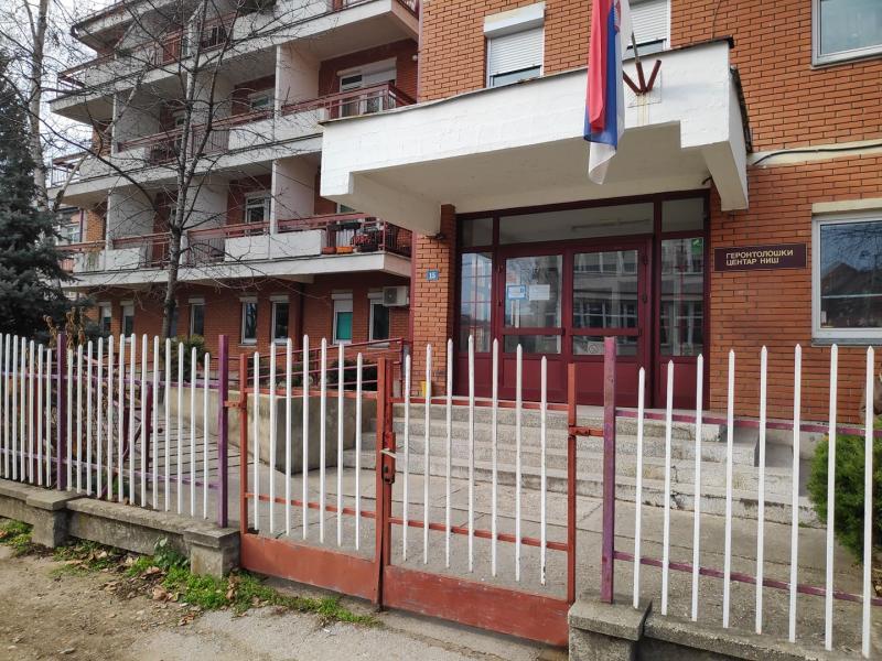 Uhapšen direktor Gerontološkog centra Niš, koronom zaraženo 135 korisnika