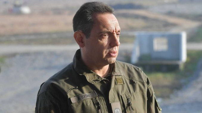 Vojni sindikat Srbije traži da se ispita sposobnost ministra odbrane za tu funkciju