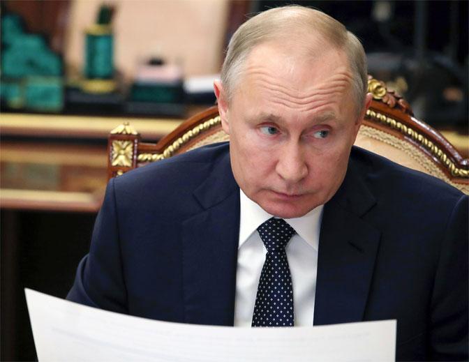 Putin otpustio zamenika ministra policije