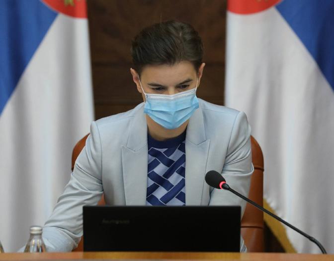 Srbija donira dva miliona evra za razvoj vakcine protiv korone
