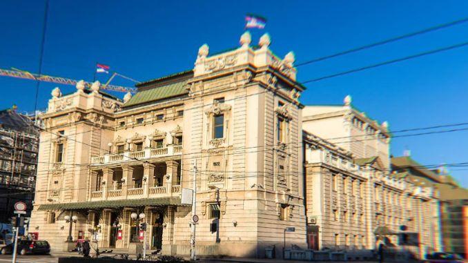 Narodno pozorište u Beogradu počinje da radi posle tromesečne pauze