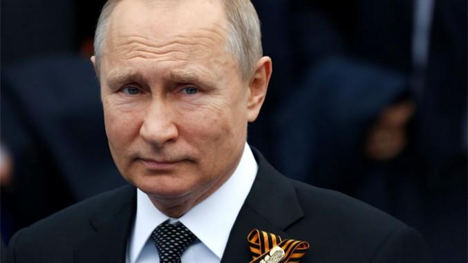 Autorski tekst Vladimira Putina povodom 75. godišnjice pobede u Drugom svetskom ratu objavljen u SAD