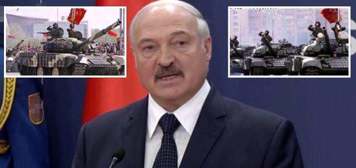 Lukašenko stavio pola vojske u stanje borbene gotovosti: Šta drugo da radim, NATO je na granici