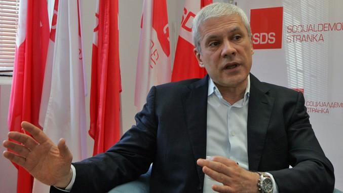 Boris Tadić pozitivan na virus korona