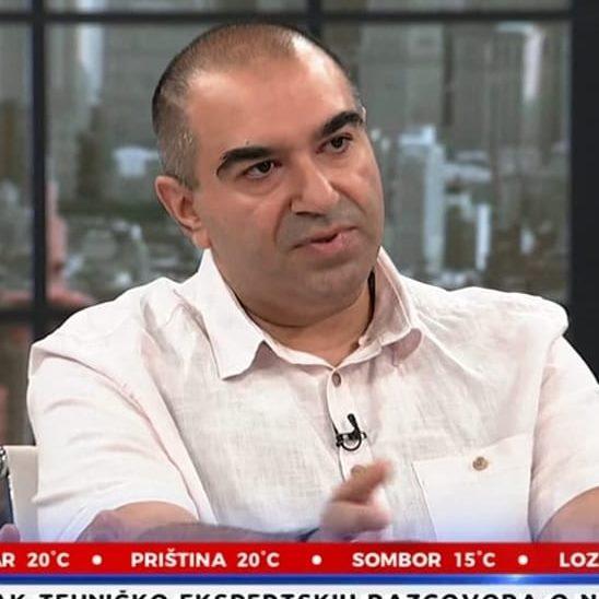 Stevan Đokić: Strani plaćenici, kada nemaju argumente, sete se Miloševića i počnu pljuvati po Srbiji!