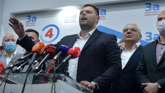 Marko Kovačević kandidat za gradonačelnika Nikšića